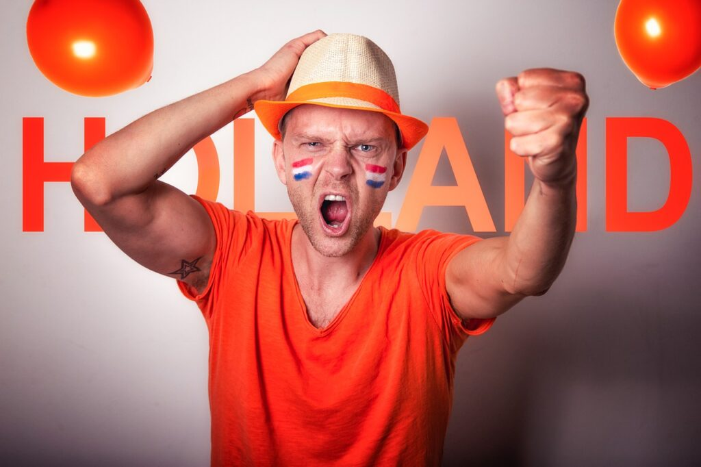 Holland Supporter Netherlands  - Sammy-Williams / Pixabay