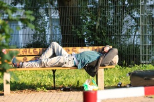 Homeless Sleep Quiet Relaxation  - planet_fox / Pixabay