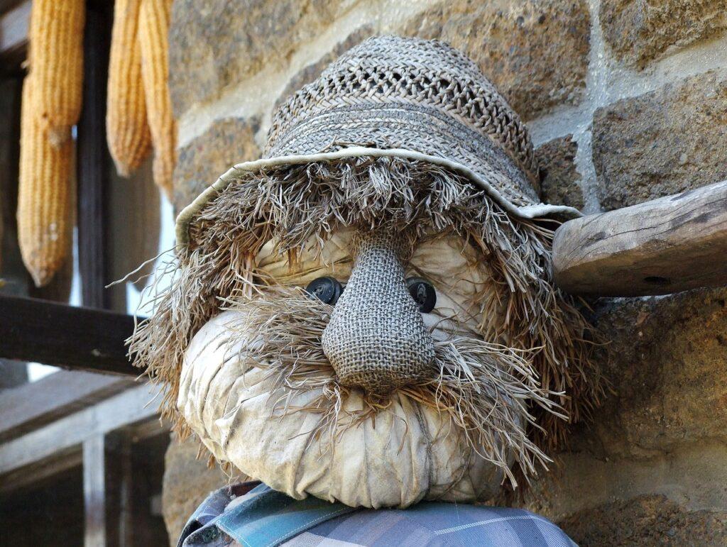Human Head Rag Doll Folk  - Elstef / Pixabay