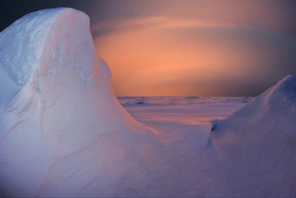 Ice Iceberg Glacier Snow Arctic  - flutie8211 / Pixabay