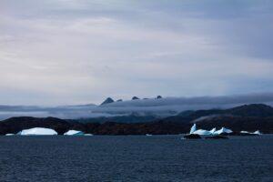 Iceberg Ice Sea Ocean Fog Coast  - StElsa / Pixabay