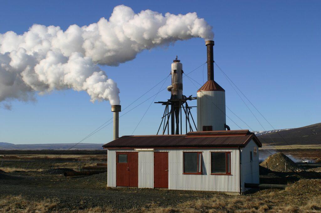 Iceland Power Plant  - neanet / Pixabay