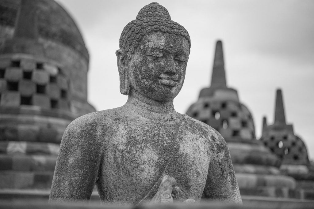 Indonesia Temple Buddha Religion  - Baim_tv / Pixabay