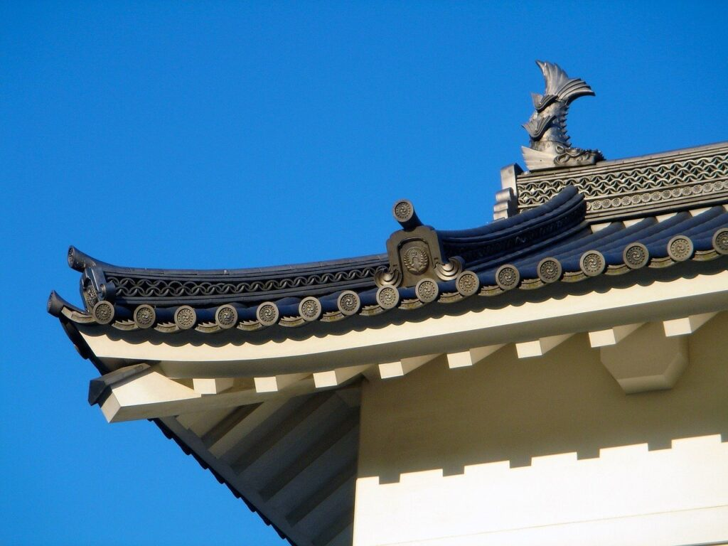 Japan Castle Architecture Japanese  - marcelokato / Pixabay