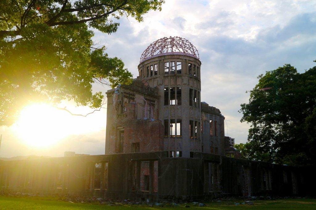 Japan Hiroshima Architecture Travel  - purrlicious / Pixabay