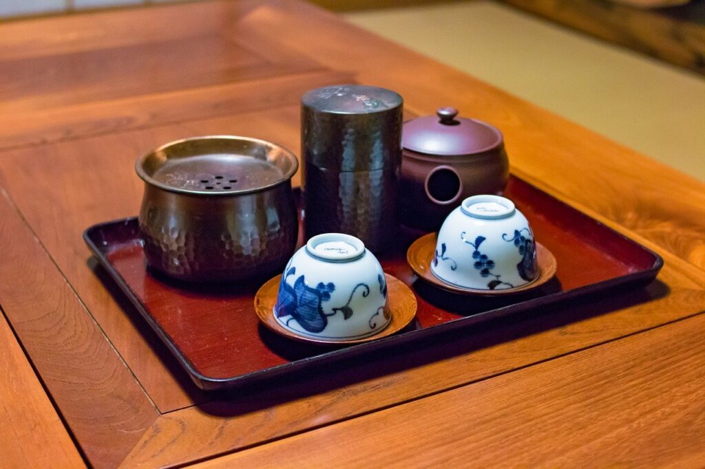 Japan Tea Japanese Tradition  - xegxef / Pixabay