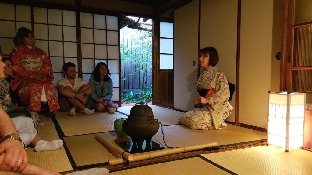 Japan Tea Traditional Ceremony  - rolandoemail / Pixabay