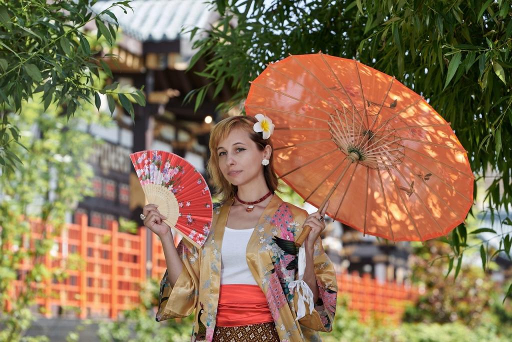 Japanese Garden Oriental Style Art  - Victoria_Borodinova / Pixabay
