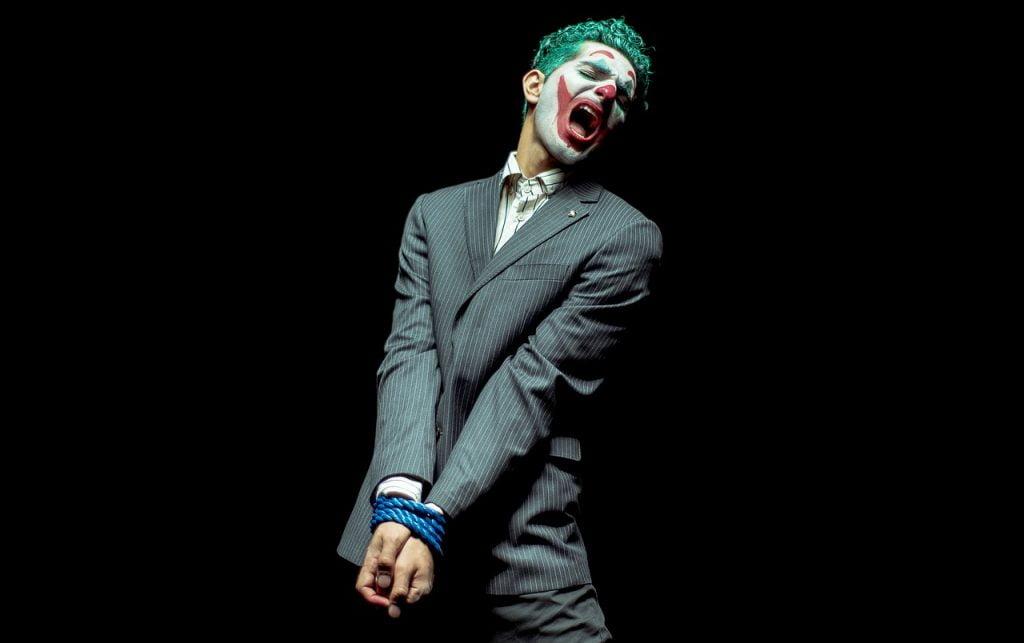 Joker Makeup Guilty Sad  - Mehrshadrezaei / Pixabay