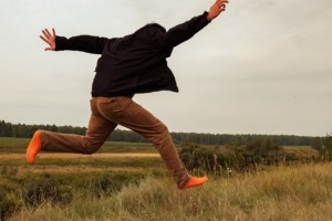 Joy Jump Nature Field Socks  - Metelevan / Pixabay