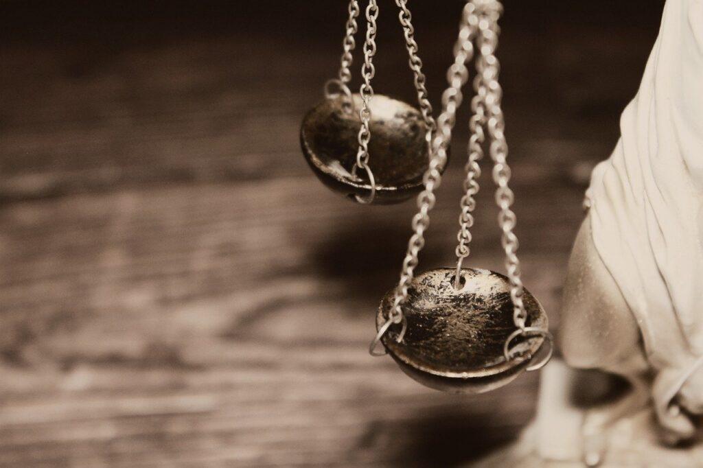 Justice Libra Symbolism Themis  - NomeVisualizzato / Pixabay