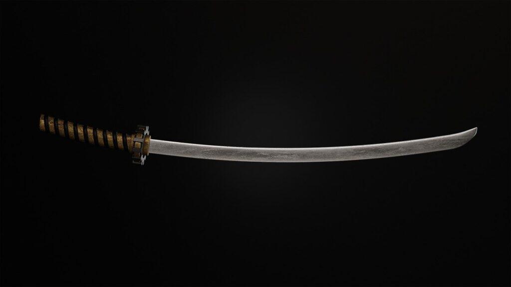 Katana Sword Weapon Japanese Sword  - neymark195 / Pixabay