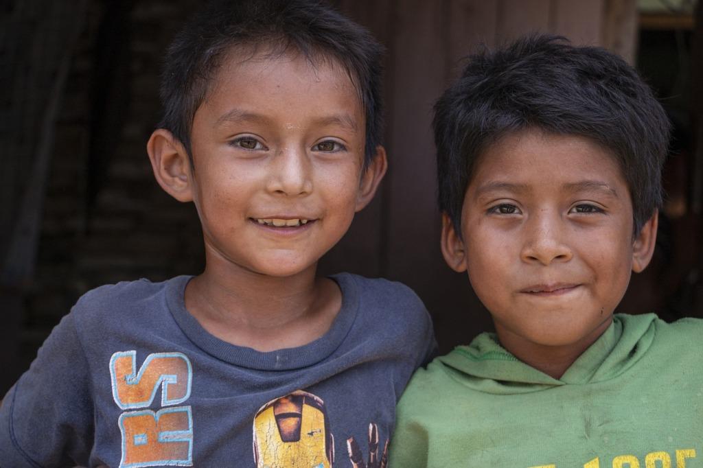 Kids Boys Children Poverty  - darkside-550 / Pixabay