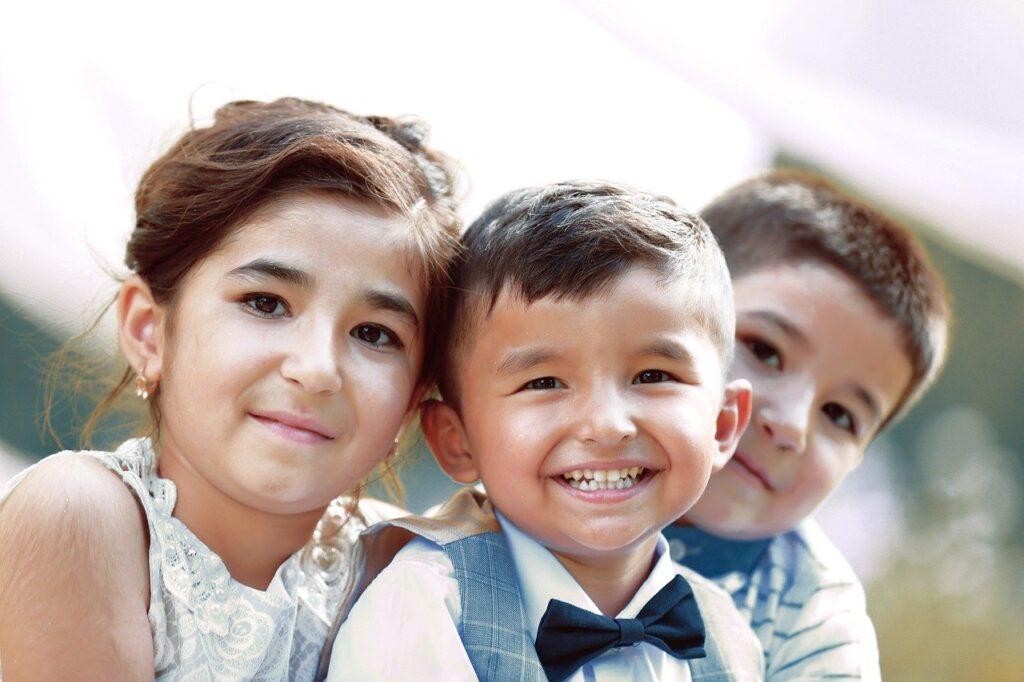 Kids Smile Portrait Children Girl  - ahmadkhon98 / Pixabay