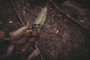 Knife Hunting Knife Tool Weapon  - MikeWildadventure / Pixabay