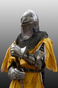 Knight Middle Ages Armor Sword  - blende12 / Pixabay