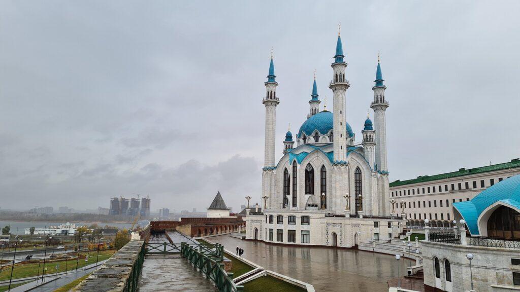 Kul Sharif Mosque City Islam  - ferdinant818 / Pixabay