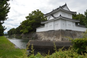 Kyoto Castle River Moat Japan  - alefolsom / Pixabay