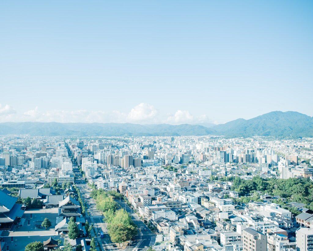 Kyoto Japan City Asia Sky  - 30e302929n30 / Pixabay
