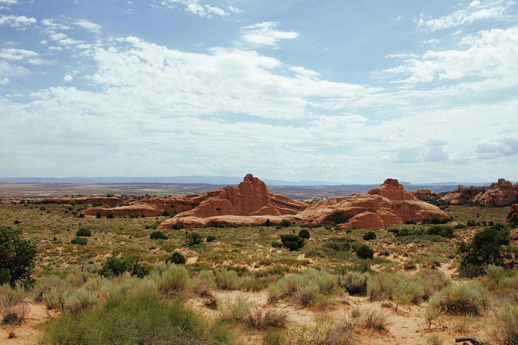 Landscape Arches Arch Utah Ut  - picsbyjameslee / Pixabay