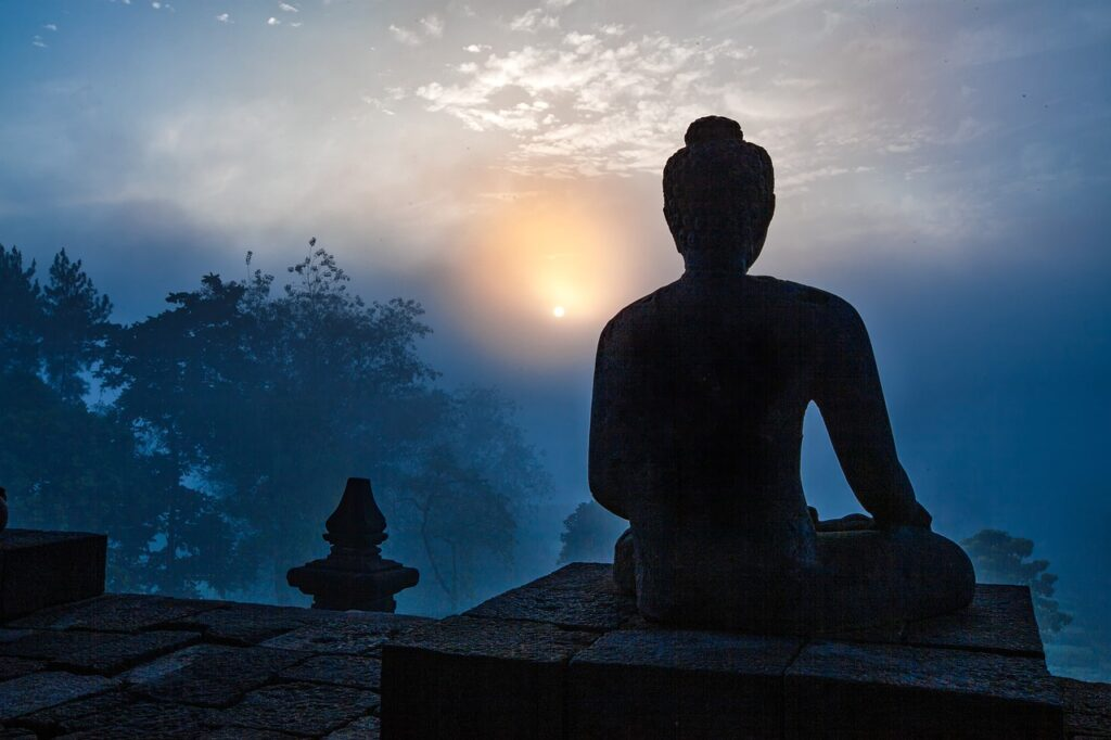 Landscape Morning Fog Sunrise  - Kanenori / Pixabay