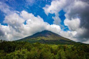 Landscape Volcano Mountain  - Leolo212 / Pixabay