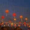Lanterns Illuminated  - diudiuzoule / Pixabay