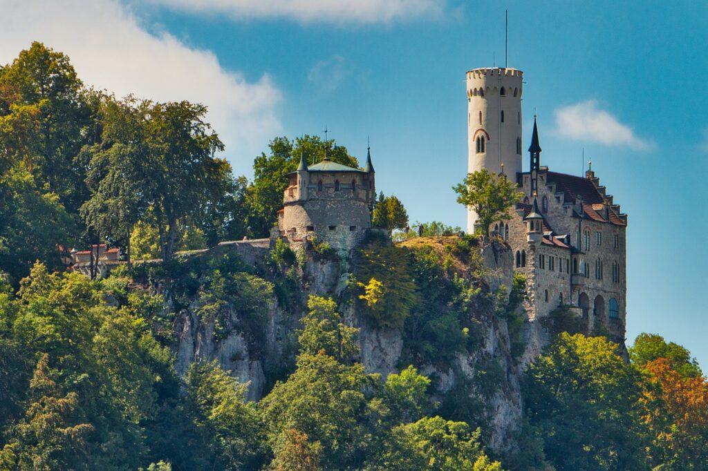 Lichtenstein Castle Castle Hill  - andrsltt / Pixabay
