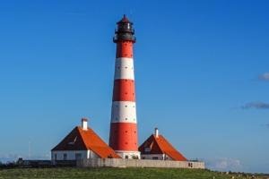 Lighthouse Westerhever Coast  - WolfBlur / Pixabay