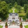 Linderhof Palace Castle Garden Park  - ChiemSeherin / Pixabay