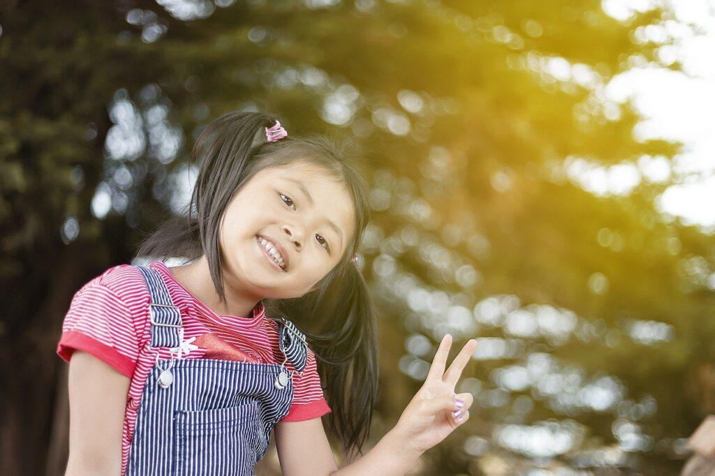 Little Girl Child Pigtails  - chhouknet / Pixabay