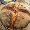 Loaf Sourdough Bread Homemade Fresh  - bauez / Pixabay