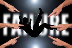 Loser Failure Finger Suggest Board  - geralt / Pixabay