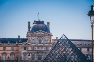 Louvre Paris Landmark Architecture  - Florian_Lfbv / Pixabay