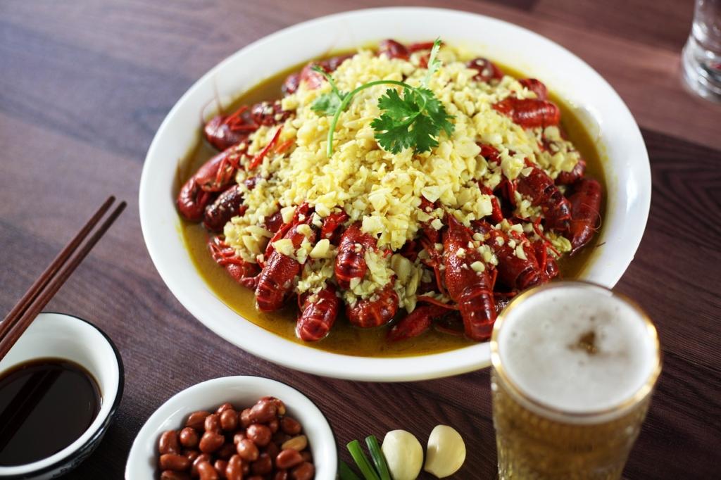 Ma La Crawfish Sichuan Cuisine  - 勇雨掠过 / Pixabay