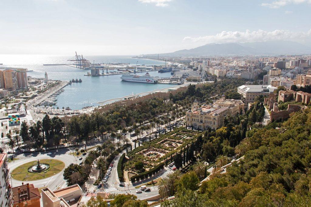 Malaga Andalusia Spain Theater  - manza49 / Pixabay
