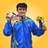 Man Athlete Neeraj Chopra Olympics  - Creativehatti / Pixabay