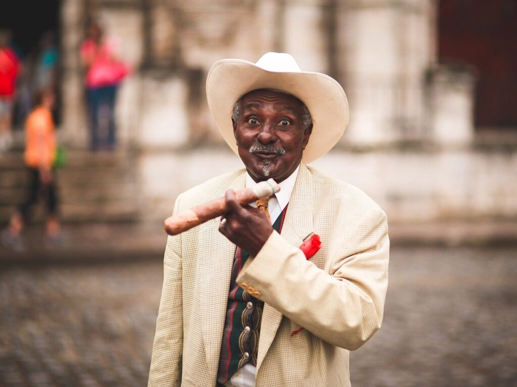 Man Cigar Hat Suit Senior Elder  - tkirkgoz / Pixabay