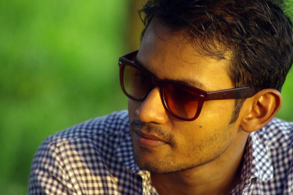 Man Face Bangladesh Sunglasses  - wpshamim / Pixabay