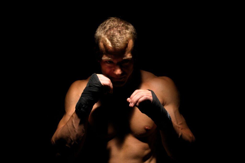 Man Fitness Box Gloves Boxing  - Redleaf_Lodi / Pixabay
