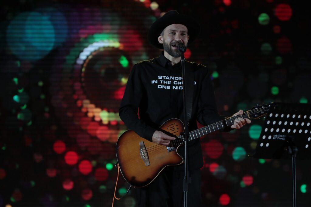 Man Guitarist Singer Artist  - SergeDO / Pixabay