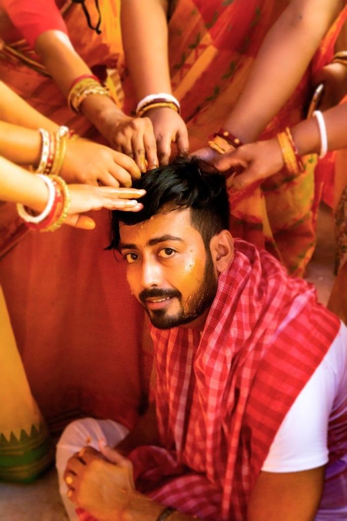 Man Indian Wedding Portrait Groom  - MagicalBrushes / Pixabay