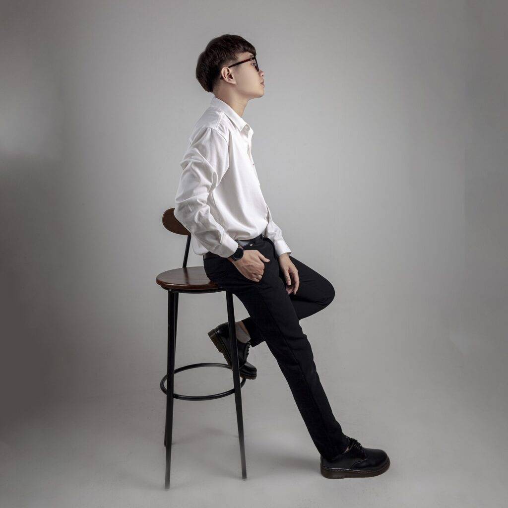 Man Model Asian Portrait Asian Man  - Lucfier / Pixabay