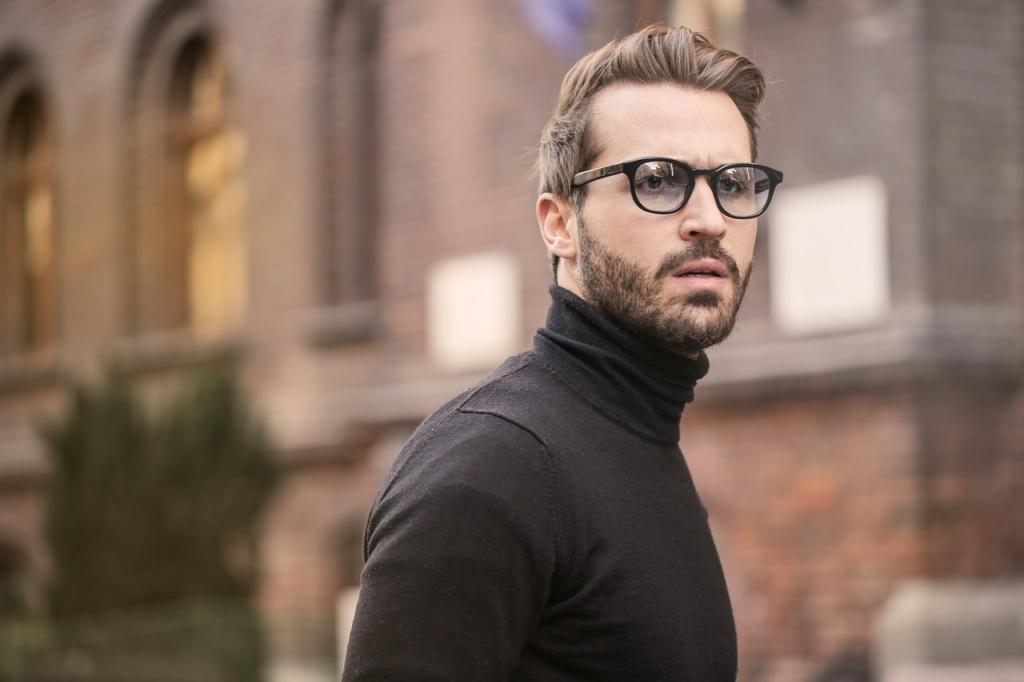Man Model Glasses Eye Wear  - Jamelois / Pixabay