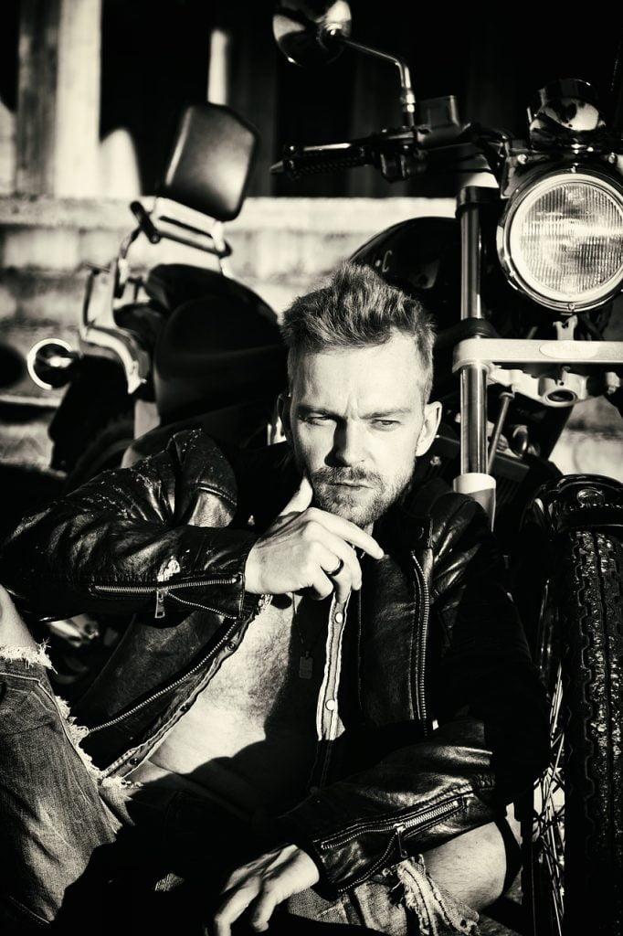 Man Model Motorcycle Motorbike  - SamWilliamsPhoto / Pixabay