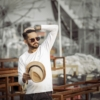 Man Model Pose Sunglasses Hat  - raghavbhadoriya / Pixabay