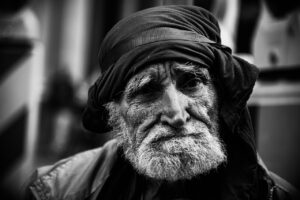 Man Portrait Munich Homeless  - fleglsebastian7 / Pixabay