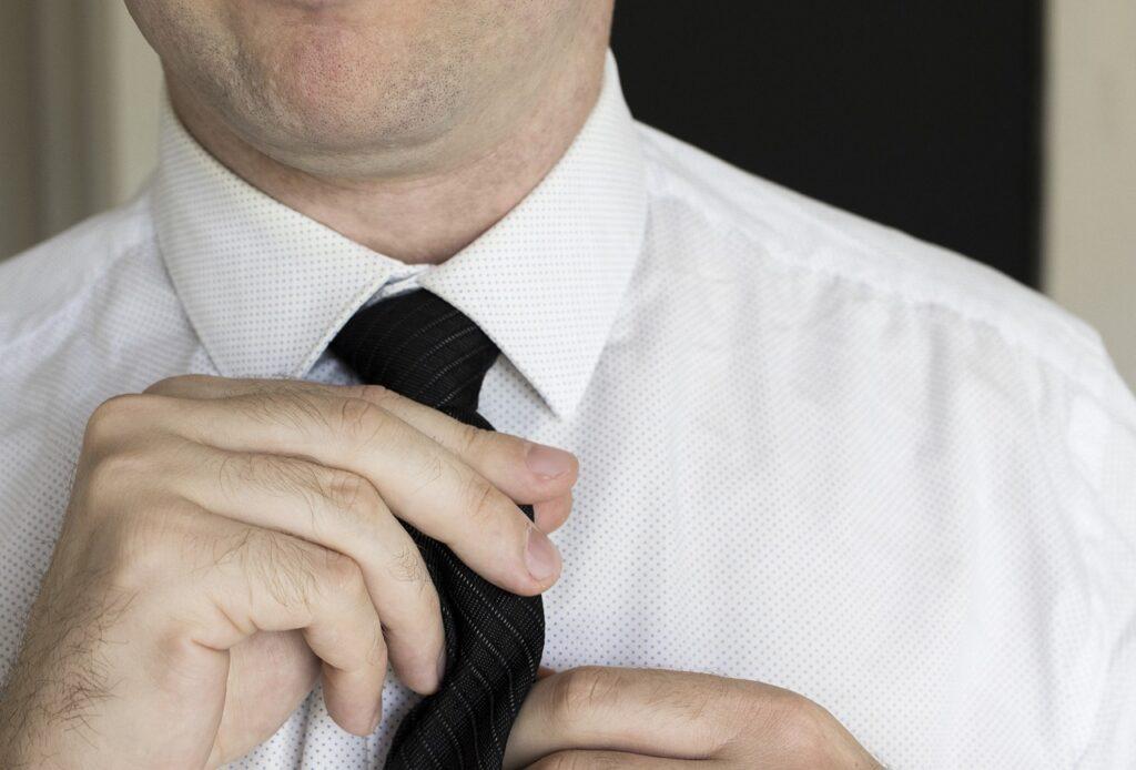 Man Tie Dress Code Neck Tie  - Shaun_F / Pixabay