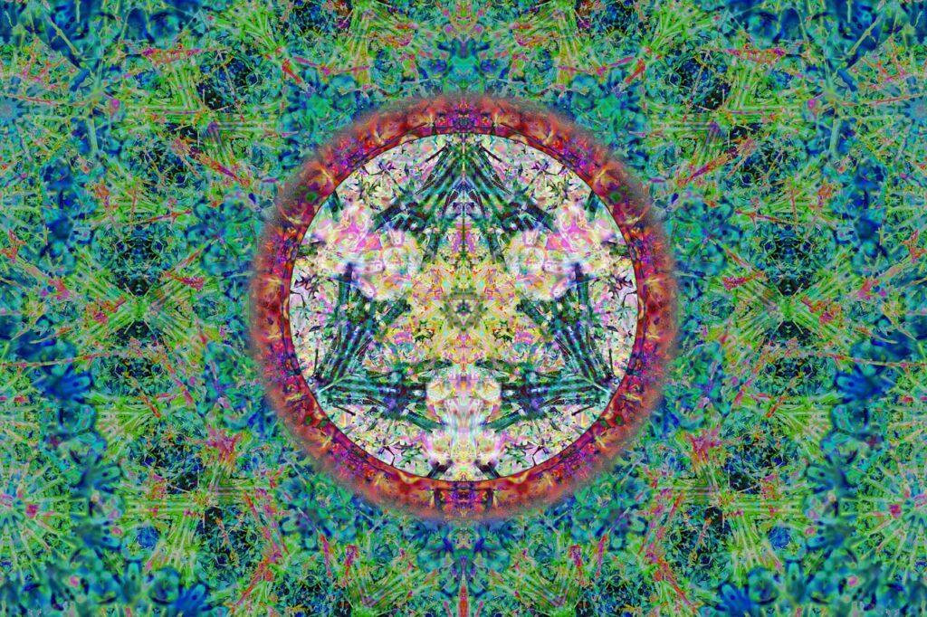 Mandala Kaleidoscope  - Ingliturmello / Pixabay