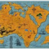 Map Continent Geography Travel  - RoySnyder / Pixabay